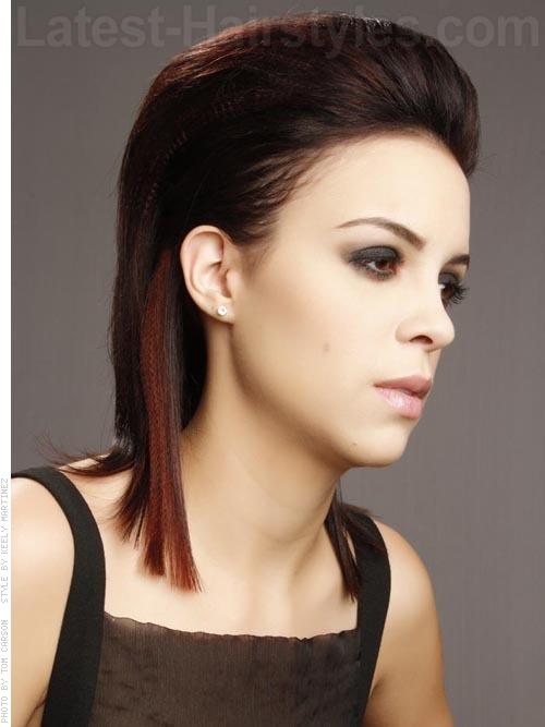 red brown dark hair color