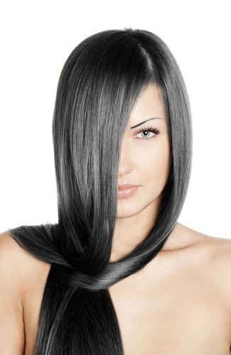 ash brown dark hair color