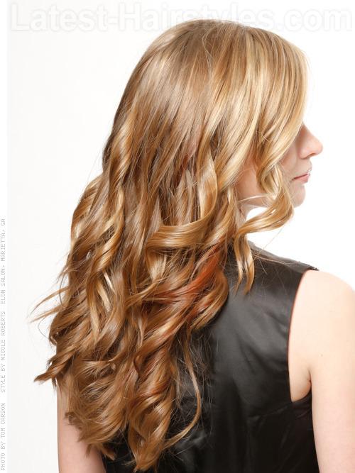 20 Bombshell Hair Colors for Summer 2013