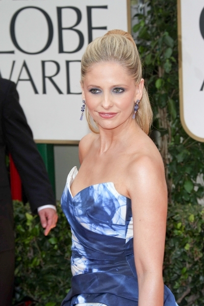 hair golden globe
