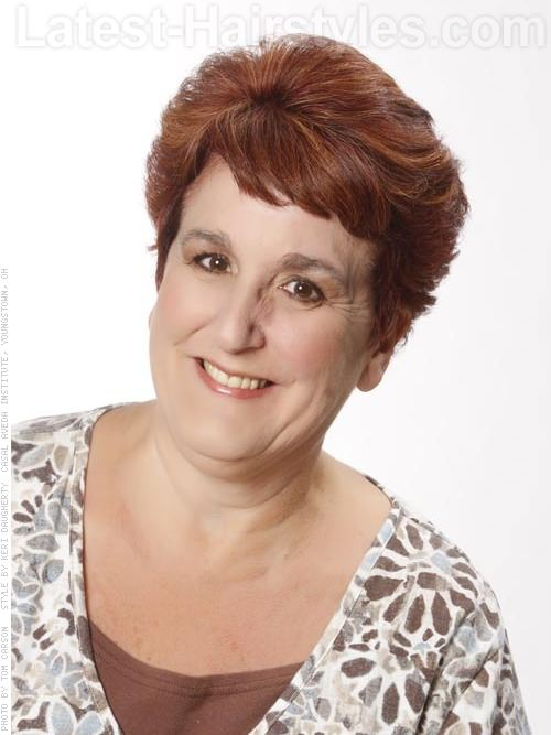 No Fuss Hairstyles For Women Over 50 | HAIRSTYLE GALLERY