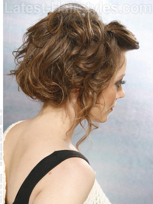 Superb The 25 Most Beautiful Updos For Medium Length Hair Short Hairstyles Gunalazisus