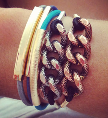 hair accessories tie bracelets