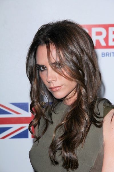 Victoria Beckham thin hair