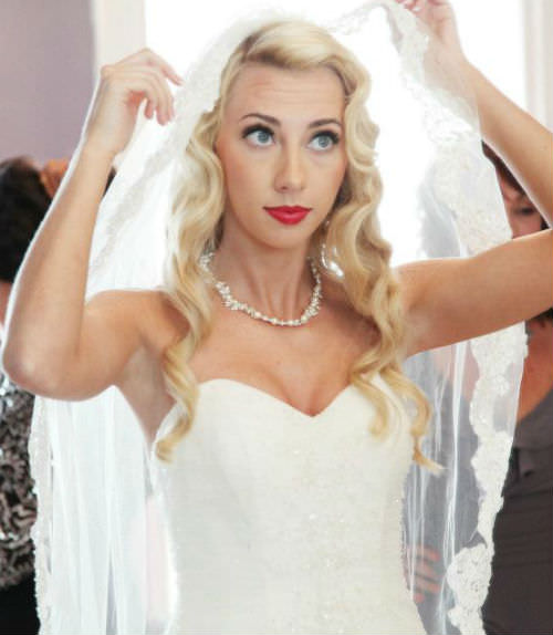 Pleasing Wedding Hairstyles For Long Hair 10 Creative Amp Unique Wedding Styles Hairstyles For Men Maxibearus