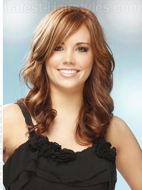 Awe Inspiring 10 Lovely Long Shag Hairstyle Ideas For You To Try Short Hairstyles Gunalazisus