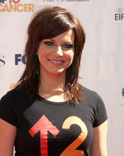 Martina McBride Celebrity Cut For Medium Length Hair