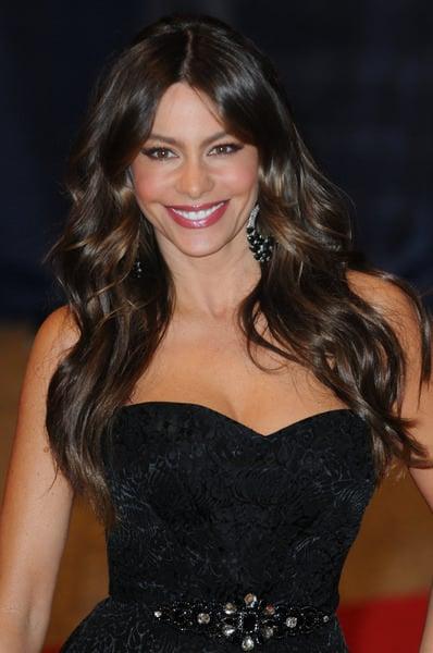 Sofia Vergara hair color