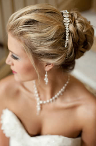 Sparkly Tiara Bridal Hair Accessory