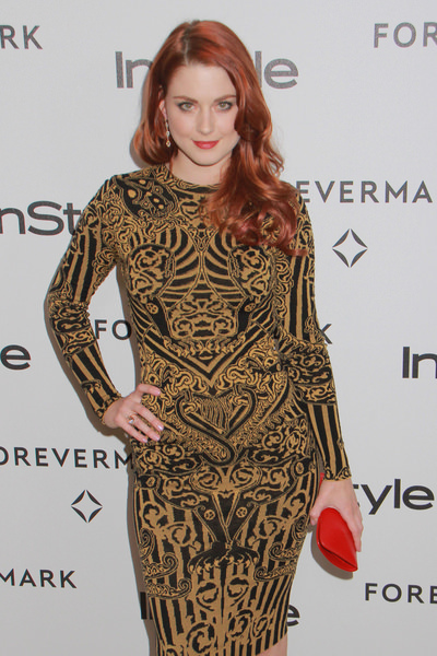"Alex Breckenridge - Forevermark Diamond and InStyle 2012 Golden Globes ""A Promise of Beauty and Brilliance"" Preview Event"
