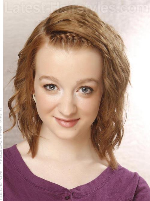 Terrific Low Maintenance Hairstyles For Girls With Curly Hair Hairstyles For Women Draintrainus