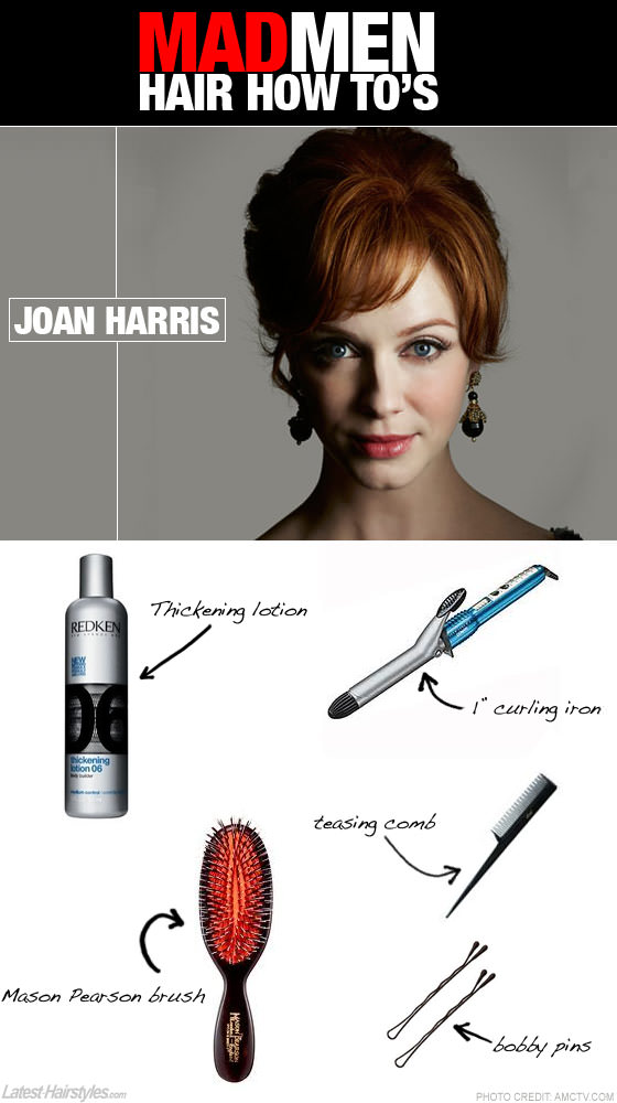 Joan Harris Mad Men