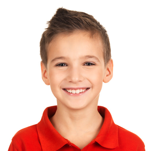 Rock The Hawk Short Hairstyle for a Kid