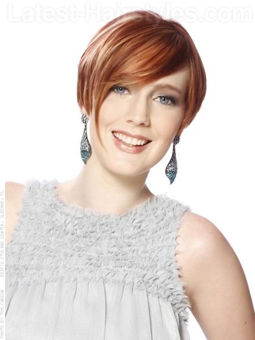 Long Pixie Piecey Oval Hairstyles