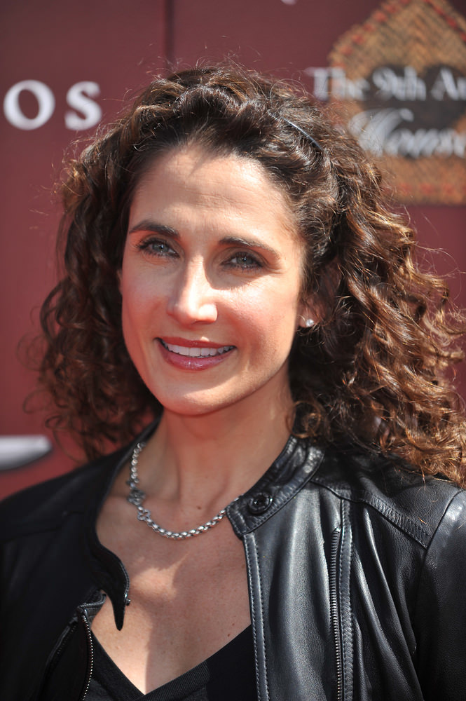 John Varvatos 9th Annual Stuart House Benefit - Arrivals - Melina Curls with Headband