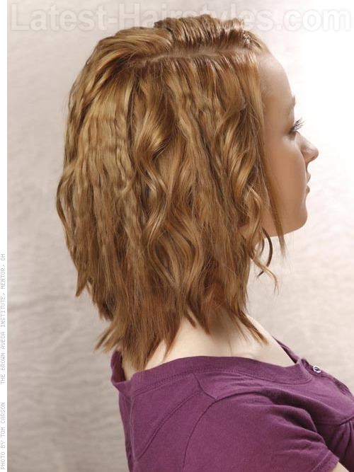 Plaits of Fun Mixed Looks in One Style