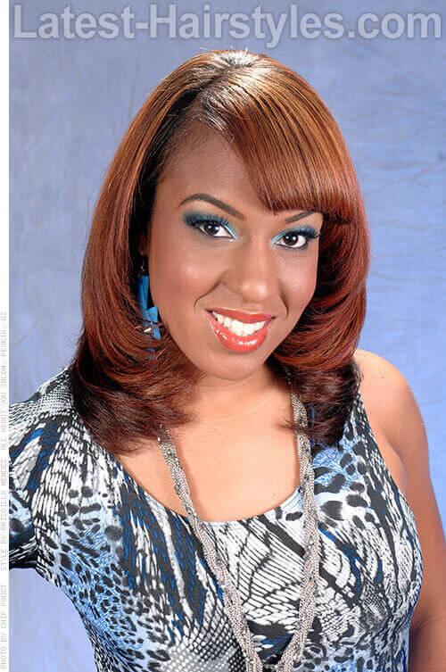 Wondrous Medium Layered Haircuts 27 Stunning Ideas For 2017 Short Hairstyles For Black Women Fulllsitofus