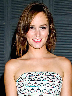 Leighton Meester short hairstyles