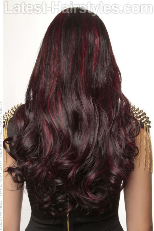 Hair Styles Photos » long hair styles from the back