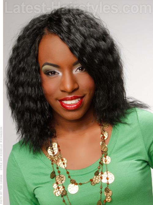 Tremendous 12 Wavy Hair Ideas We Can39T Help But Love Hairstyles For Women Draintrainus