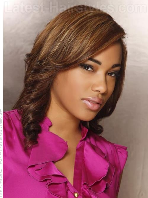Pleasant 20 Flattering Hairstyles For Long Faces Short Hairstyles For Black Women Fulllsitofus