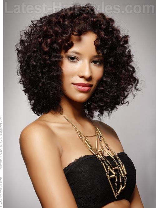 Curl Envy Fun Full Style with Natural Texture