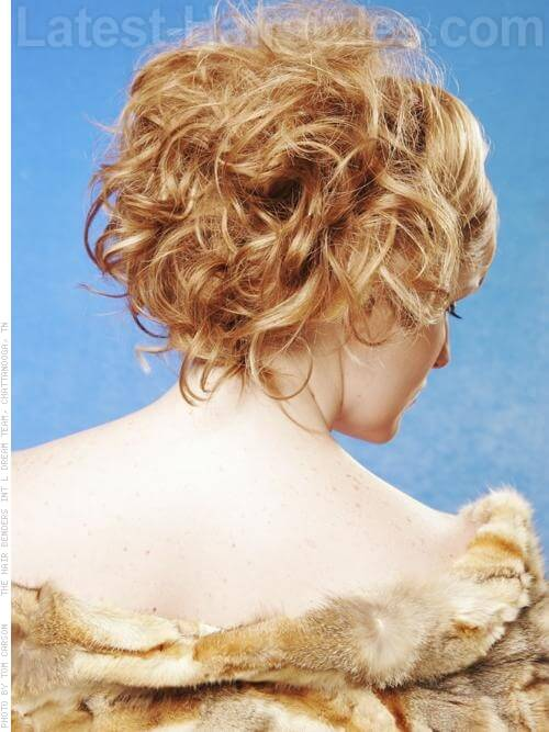 Funny Sexy Flirty Prom Hairstyles with Bangs