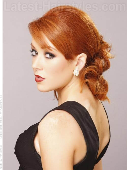 Peachy Prom Hairstyles For Long Hair Short Hairstyles For Black Women Fulllsitofus