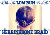 herringbone braid tutorial