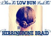 herringbone braid tutorial