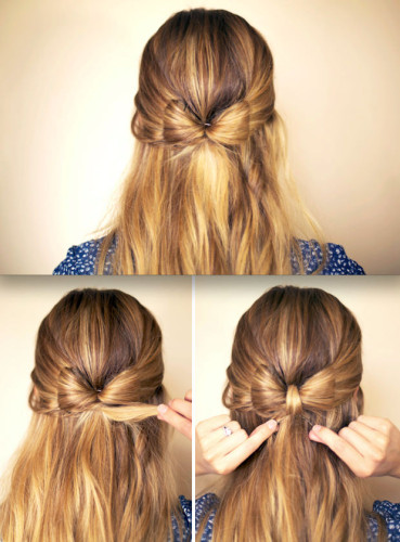 Put A Bow On It 5 Easy Bow Hairstyles