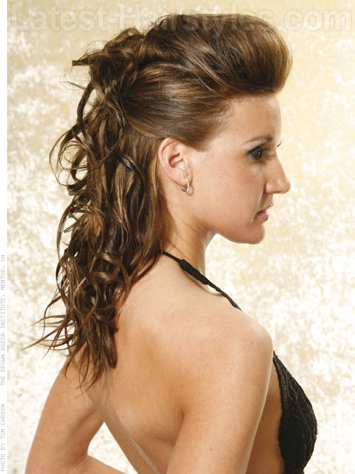 easy formal hair styles 28 easy prom hairstyles to try 2865