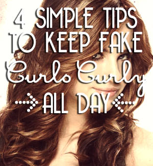 how to keep curls curly