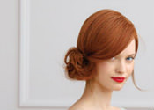chignon hair tutorials