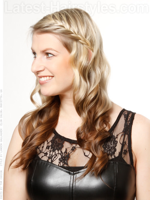 Amazing 12 Beautifully Braided Hairstyles For Prom Short Hairstyles Gunalazisus