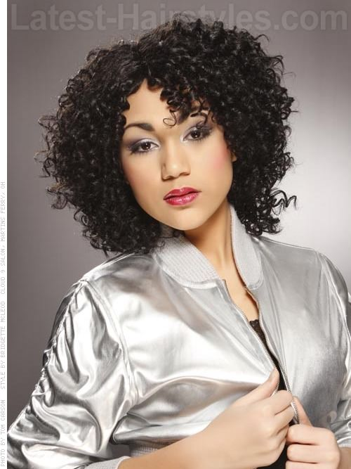 Surprising 30 Curly Bob Hairstyles That Simply Rock Best Curly Bobs Short Hairstyles Gunalazisus