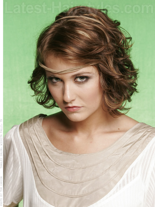 Prime 30 Curly Bob Hairstyles That Simply Rock Best Curly Bobs Short Hairstyles Gunalazisus