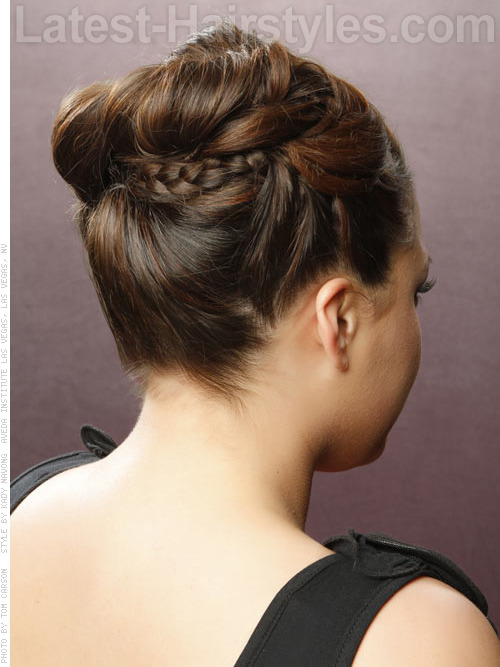 12 Beautifully Braided Hairstyles For Prom Crazyforus