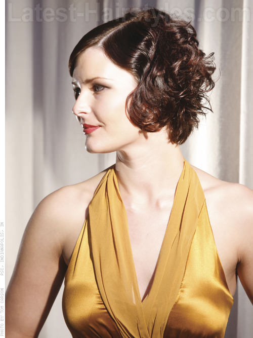 Astounding 30 Curly Bob Hairstyles That Simply Rock Best Curly Bobs Short Hairstyles Gunalazisus