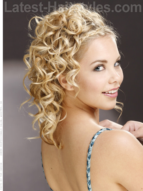 Tremendous 12 Beautifully Braided Hairstyles For Prom Short Hairstyles For Black Women Fulllsitofus