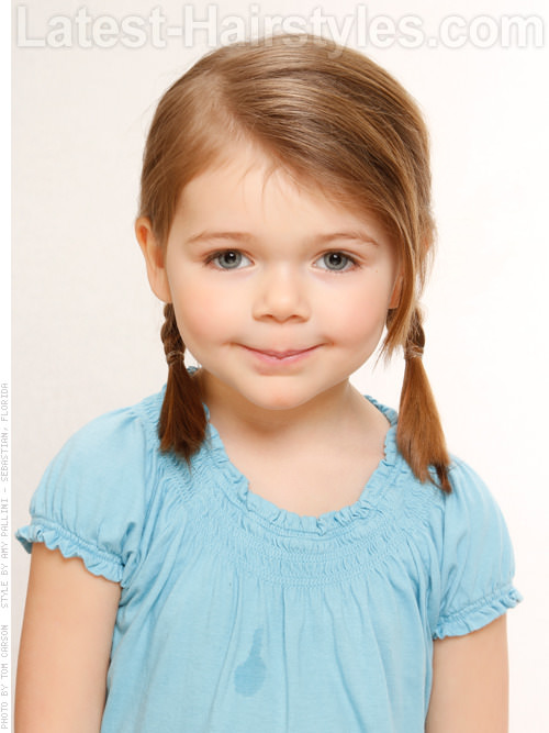 Spring Hairstyles for Kids
