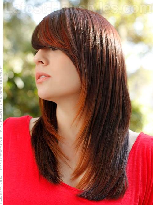 Outstanding For Your Hair Bucket List 30 Side Swept Bangs That Bang Short Hairstyles For Black Women Fulllsitofus