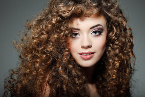 Lush Exotic Curly Style for Long hair