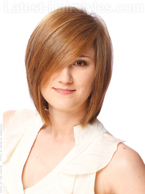 Miraculous 30 Completely Fashionable Bob Hairstyles With Bangs Short Hairstyles For Black Women Fulllsitofus