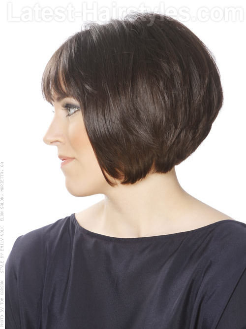 Admirable 11 Of The Hottest A Line Bob Hairstyles We39Ve Ever Seen Short Hairstyles For Black Women Fulllsitofus