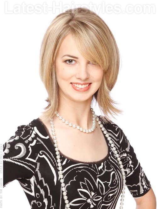 Top 9 Angled Bob Hairstyles Styles At Life