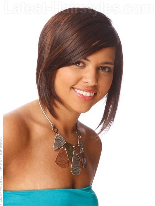 11 Of The Hottest A Line Bob Hairstyles We Ve Ever Seen