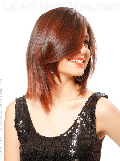 Astounding The 36 Best Medium Haircuts You Gotta Check Out Right Now Short Hairstyles Gunalazisus