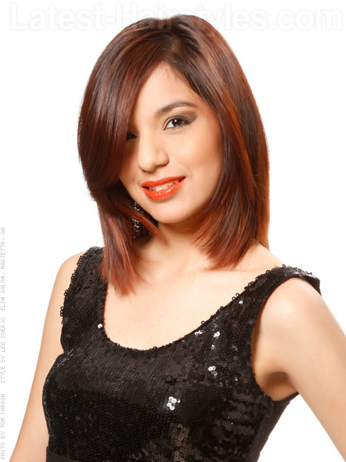 new hair cutting styles the 36 best medium haircuts you gotta check out right now 8376