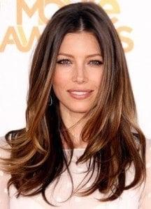 medium length hairstyle before 30